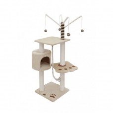Fauna VITOR CAT POLE - BEIGE cat item