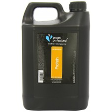 Groom Professional 2 IN 1 PROTEIN SHAMPOO 4 LITRE : 842095 dog item grooming shampoo