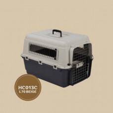 Petmode PLASTIC TRANSPORTER 67.5X40X40.5 CM cat item carrier IATA dog item carrier IATA