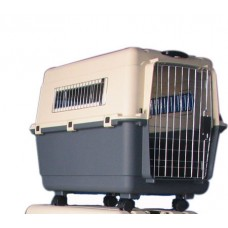 Petmode PLASTIC TRANSPORTER 100X67X75 CM cat item dog item carrier IATA