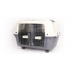 Petmode PLASTIC TRANSPORTER (88x57x49 CM)- PET CARRIER cat item carrier IATA dog item carrier IATA