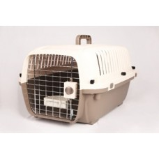 Petmode PLASTIC TRANSPORTER 52x35x60.5 CM- PET CARRIER cat item carrier IATA dog item carrier IATA