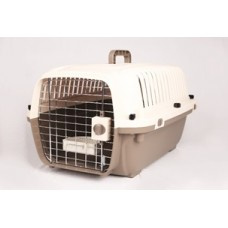 Petmode PLASTIC TRANSFORTER 62x43.5x58 CM -PET CARRIER cat item carrier IATA dog item carrier IATA