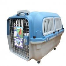 Petmode PLASTIC TRANSPORTER 73x55x48 CM- PET CARRIER cat item carrier IATA dog item carrier IATA