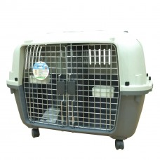 Petmode PLASTIC TRANSPORTER 83x61x55 CM- PET CARRIER cat item carrier IATA dog item carrier IATA