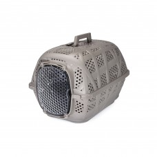Imac CARRIER CARRY SPORT DOVE GREY 48.5 X 34 X32 CM cat item carrier Non-IATA dog item carrier Non-IATA