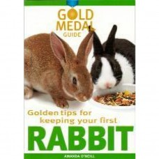 Interpet GOLD MEDAL GUIDE : RABBIT small animal item rabbit
