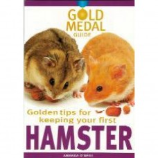 Interpet GOLD MEDAL GUIDE : HAMSTER small animal item hamster item