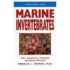 Interpet MARINE INVERTEBRATES POCKET EXPERT GUIDE fish item