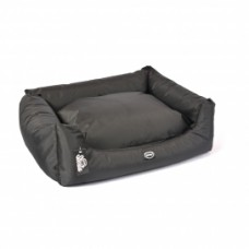 Duvo BED SIESTA CAVIAR 50cm black cat item bed dog item bed