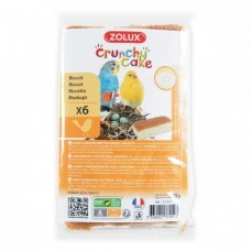 ZOLUX CRUNCHY CAKE GROWTH BISCUITS - 6PC