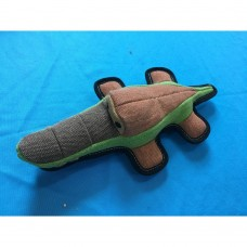 Nutra Pet Alligator Dog Toy dog item toy