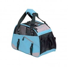 Bergan Voyager Carrier Small Air Blue dog item carrier Non-IATA