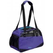 Bergan Voyager Carrier Small Purple dog item carrier Non-IATA