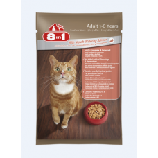 8 in 1 Adult Cat With Mouth-Watering Salmon 100g cat treats