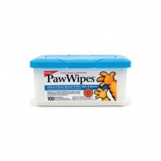 Petkin Paw Wipes dog item grooming wet wipes