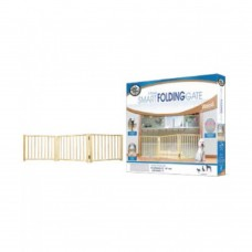 Four Paws Free Standing Walk Over Wood Gate 3 Panel 24 And-64 And *17 And dog item house&cage
