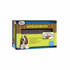 Four Paws Double Door Deluxe Crate XL Divider Panel Included 48x30x33 dog item house&cage
