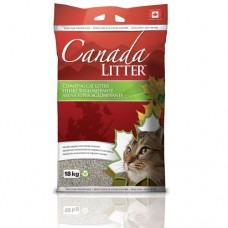 Canada Litter 18KG - Baby Powder clumping