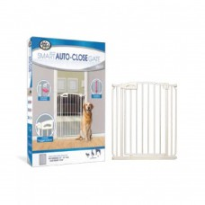 Four Paws Auto Closing Gate, Extra Tall 30-34 AndW X 39.25 And H