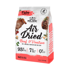 Absolute Holistic cat dry food Air Dried Cat Diet - Beef & Venison 500g