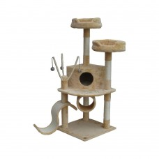 """Go Pet Club 55"""" Whiskers Cat Tree"""