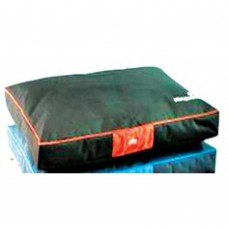 Nutra Pet Bed 66*46*5.5 (Cm) Black Small