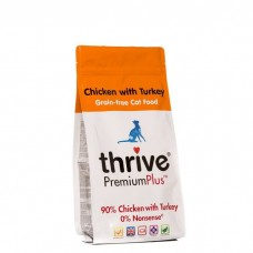 Thrive Cat Chicken with Turkey Dry Food 1.5KG