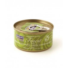 Fish4Cats Tuna Fillet with Mussels Wet Food 70G