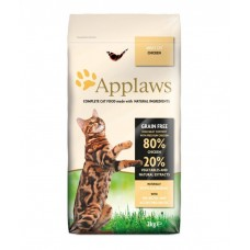 Applaws Chicken Dry Adult Cat Food 2KG