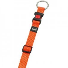 Flamingo Art Sportiv Nylon Collar ORANGE 20MM DOG ITEMS DOG COLLAR