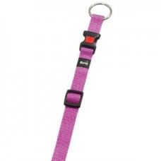 Flamingo Art Sportiv Nylon Collar PINK 40MM dog items dog collar