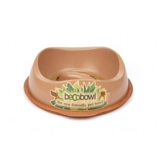 Beco Bowl Slow Feed brown