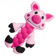 Kong Braidz Pudge Pig M/L dog items dog toy