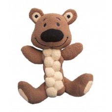 Kong Braidz Pudge Bear M/L dog items dog toy