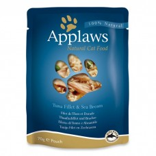 Applaws Cat Tuna with Seabream 70g Pouch