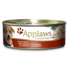 Applaws Dog Chicken 156g Tin