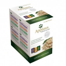Applaws Cat Chicken Multipack 12 x 70g Pouch