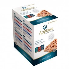 Applaws Cat Fish Multipack 12 x 70g Pouch