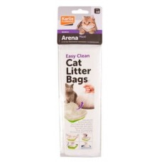 Flamingo Arena Cat Litter Bags 10pcs (Maxi) CAT ITEMS HYGIENE CAT CLEAN UP