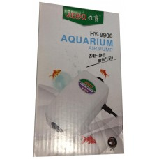 JEBO HY-9906 aquarium air pump fish tank oxygen pump electrical Aquarium Air Pump oxygen supplies