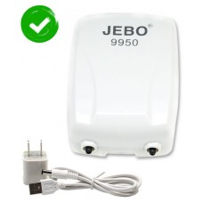 JEBO 9950 aquarium air pump fish tank oxygen pump electrical Jebo Aquarium Air Pump oxygen supplies