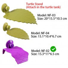 Kakei Turtle bank for turtle tank magnetic floating island small 15.3 * 11 * 6.5 cm NF-02