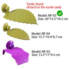 Kakei Turtle bank for turtle tank magnetic floating island small 20 * 15.5 * 10.5 cm NF-03