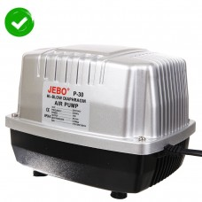 JEBO P-30 aquarium air pump fish tank oxygen pump electrical HI-Flow Diaphragm Aquarium Air Pump oxygen supplies