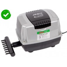 JEBO P-50 aquarium air pump fish tank oxygen pump electrical HI-Flow Diaphragm Aquarium Air Pump oxygen supplies