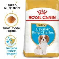 Royal Canin BREED HEALTH NUTRITION CAVALIER KING CHARLES PUPPY 1.5 KG