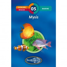 3F & RUTO FROZEN MYSIS BLISTER 95G Fish Food