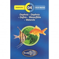 3F & RUTO FROZEN DAPHNIA BLISTER 95g   Fish Food