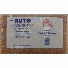 3F & RUTO FROZEN KRILL PACIFICA FLAT PACK 1000 G FISH FOOD